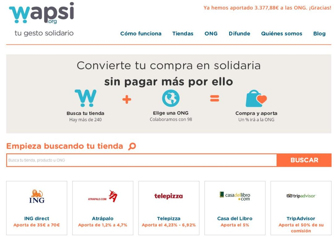 Resultado de imagen de wapsi.org